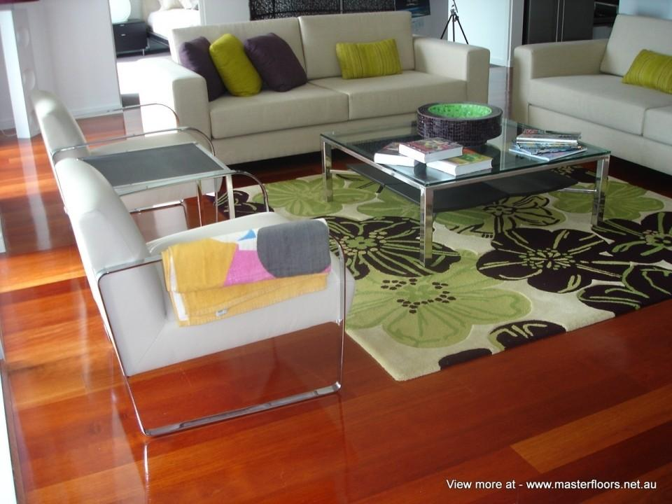 Polyurethane Timber Flooring Finishes
