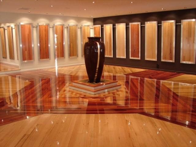 Timber Flooring Showroom