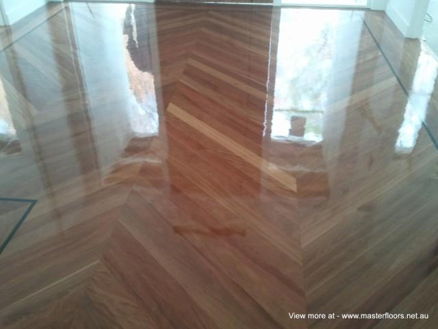 Timber Finishes